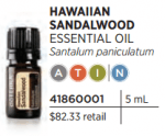 hawaiin sandalwood